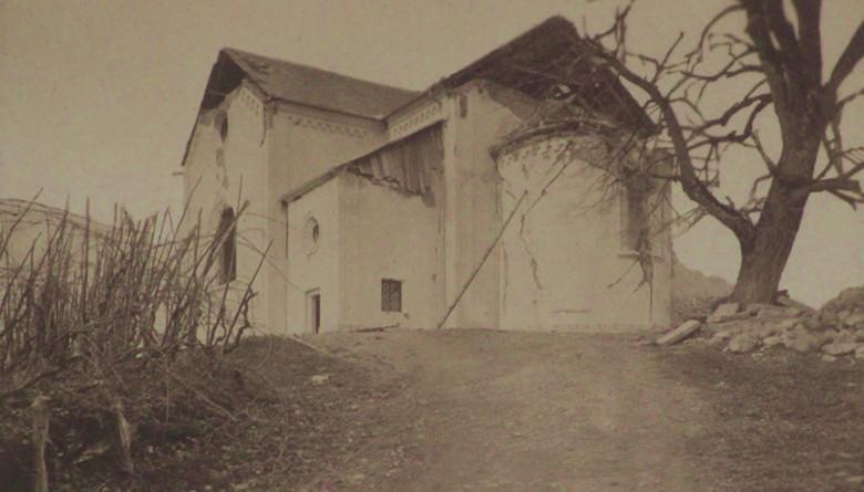 Jakovlje, Spomenica župe Kraljev Vrh