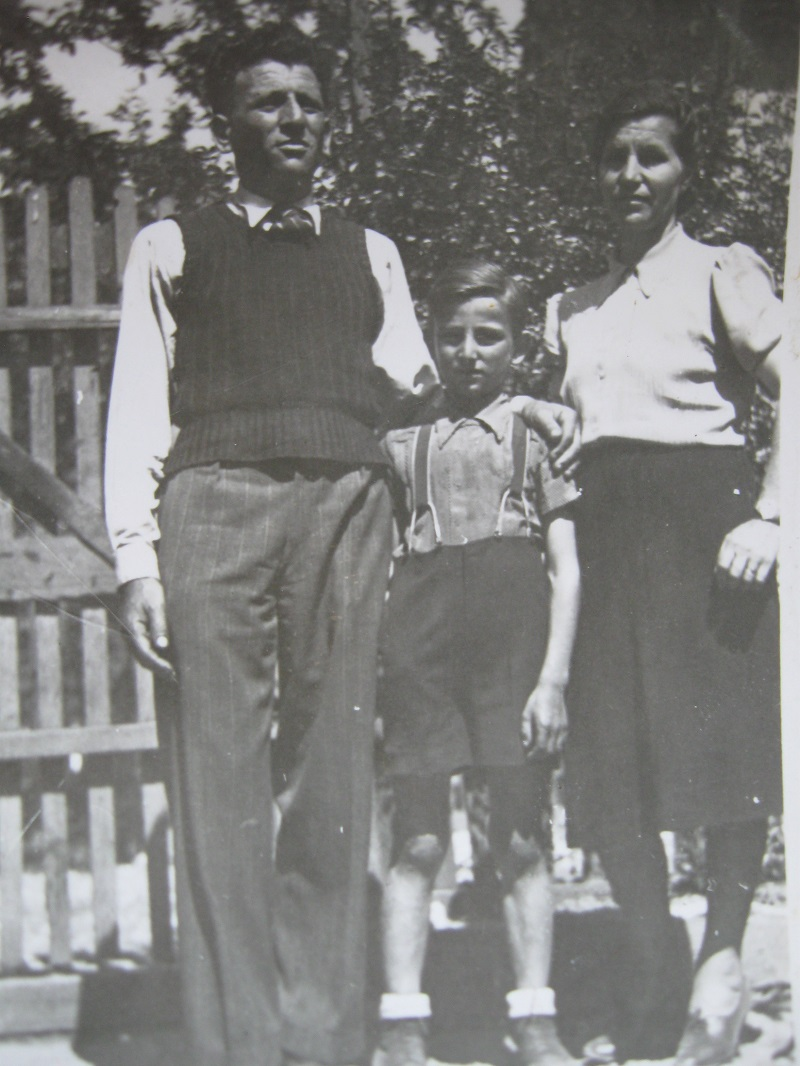 Milka, Herman i Dragutin
