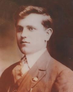Marko Brcko, fotografija snimljena najvjerojatnije prije 1920. godine