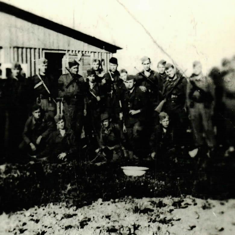 Vod 1, čete, 2. diverzantskog bataljona III. diverzantskog odreda, koji je djelovao na pruzi Zagreb - Zidani most, jesen 1944. godine
