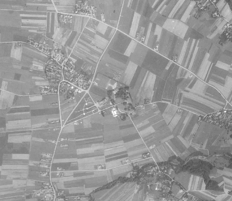 Jakovlje iz zraka, 1968. godine