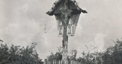 Jakovlje na razglednici poduzeća Greisbach i Knaus