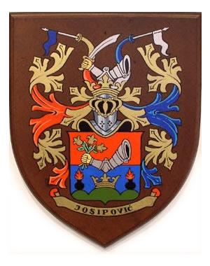 Grb plemenitaške obitelji Josipović
