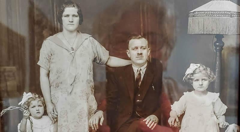 Obitelj Žiljak iz Bistre