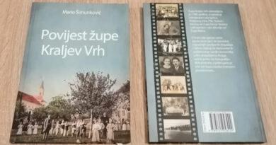 Nova knjiga: Povijest župe Kraljev Vrh