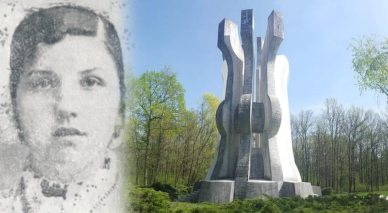 Ana Malina Kuleš, pripadnica Prvog partizanskog odreda